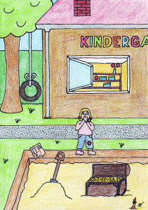09 Der Schatz im Kindergarten