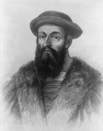 Décès: Fernand de Magellan