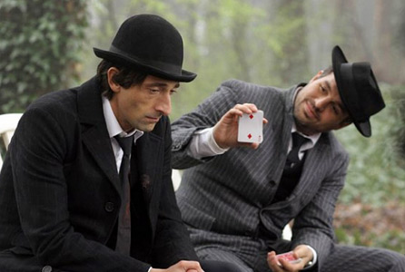 Still from The Brothers Bloom (2008)