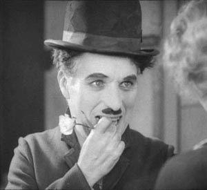 Chaplin in City Lights