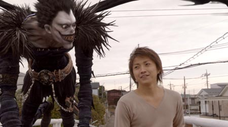 Still from Death Note (2006)