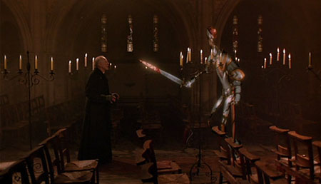 Still from Young Sherlock Holmes (1985)
