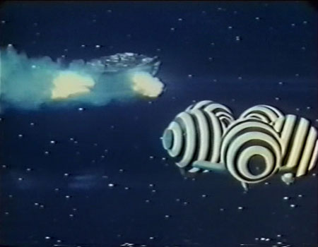 Still from Destroy All Planets (1968)