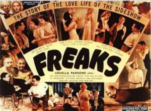 Poster for Freaks (1932)