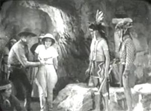 Still from Riders of the Whistling Skull (1937)