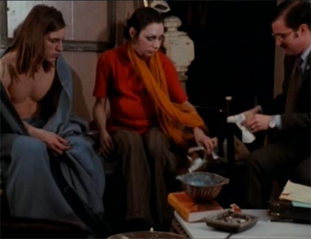 Still from Andy Warhol's Trash (1970)