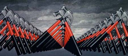Still from Pink Floyd: the Wall