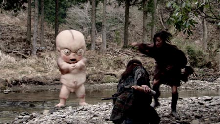 Still from Dororo (2007)