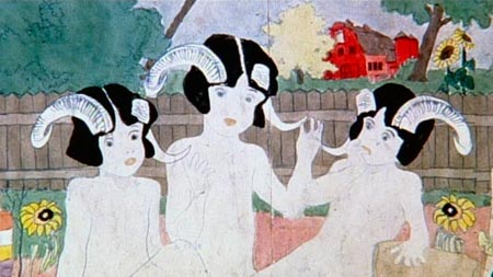 Still from In the Realms of the Unreal: The Mystery of Henry Darger (2004)
