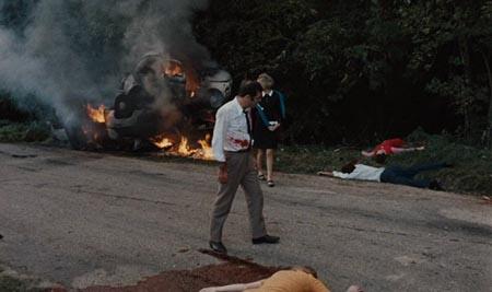 Still from Weekend (1967)