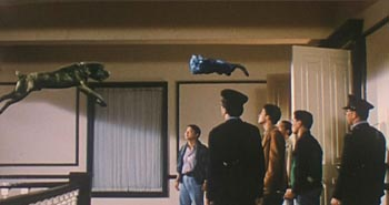 Still from The Cat (Lao Mao) (1992)