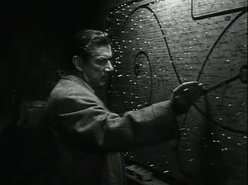 Still from I Bury the Living (1958)