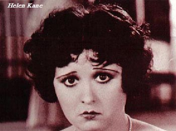 Helen Kane, Model for Betty Boop