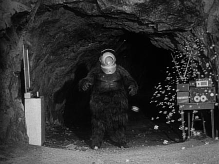 Still from Robot Monster (1953)