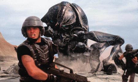 Still from Starship Troopers (1997)