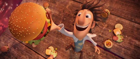 Still from Cloudy With a Chance of Meatballs (2009)