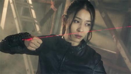 Still from Bushido Man (2013)