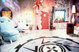 Still from Pee Wee's Playhouse