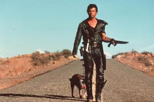 Still from Mad Max 2: The Road Warrior (1981)