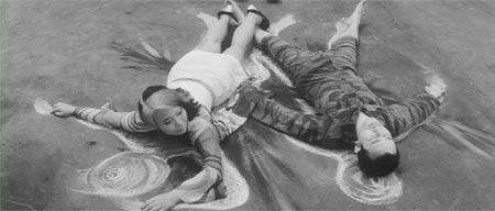 Still from Japanese Summer: Double Suicide (1967)