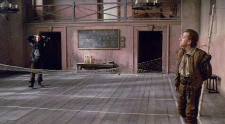 Still from Rosencrantz & Guildenstern Are Dead (1990)
