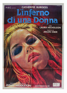 Through the Looking Glass (1976) Italian poster
