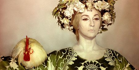 Still from The Color of Pomegrenates (1969)
