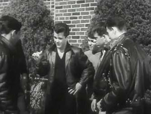 Still from High School Caesar (1960)