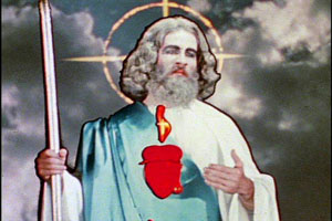 Still from The Divine Miracle (1972)