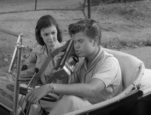 Still from The Choppers (1961)