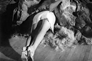 Still from The Creeping Terror (1964)