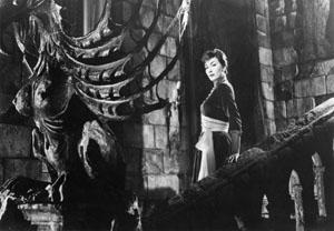 Still from Lust of the Vampire (I Vampiri) (1957)
