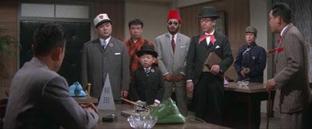 Still from Murder Unicorporated (1965)