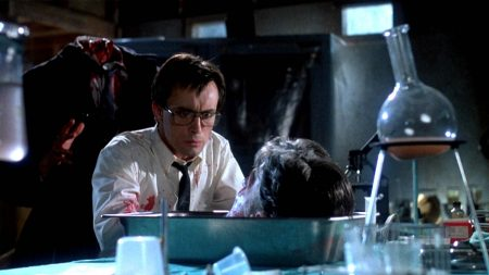Still from Re-Animator (1985)