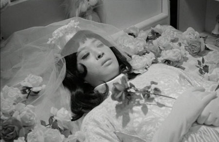 Still from Funeral Parade of Roses (1969)