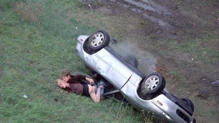 Still from Crash (1996)