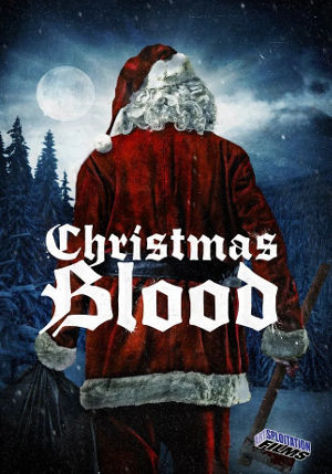 Poster for Christmas Blood (2018)