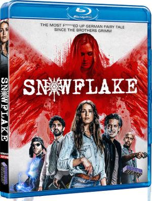 SNOWFLAKE (2017) Blu-ray