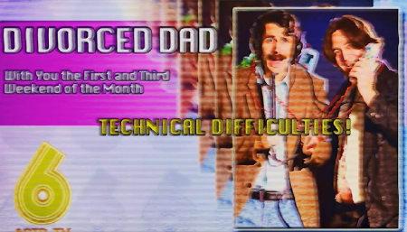 Still from Divorced Dad (2018)