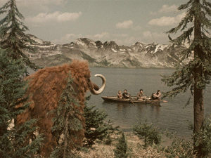 Still from Journey to the Beginning of Time (1955)