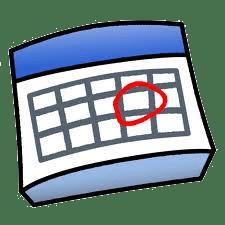 Calendario Lunare: Luna Vuota – Luna nel Segno – Fase Lunare