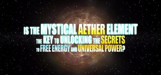 Is the Mystical Aether Element the Key Unlocking the Secret to FREE ENERGY and Universal Power?