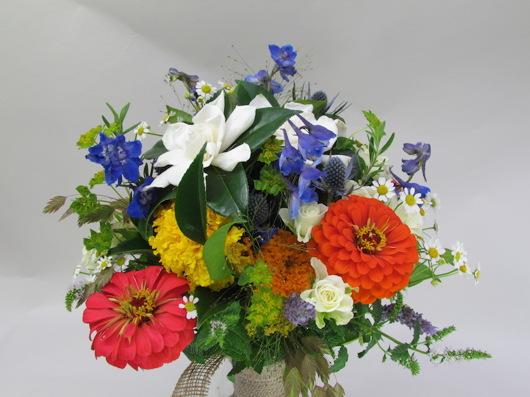 Call Today For A Complimentary Flower Consultation For