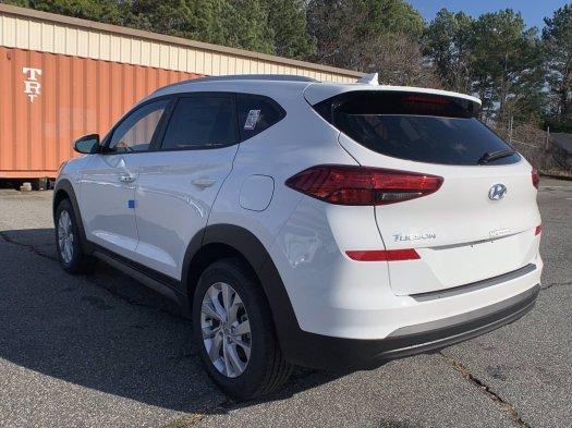 New 2020 Hyundai Tucson Value FWD Sport Utility