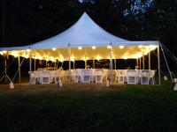 How Do You Rent A Wedding Tent? Prices, Sizes, and Types ...