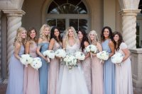 Mismatched Bridesmaid Dresses The Easy Way | A Practical ...