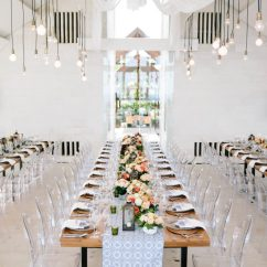 Renting Folding Chairs Stress Less 15 Modern Spring Wedding Colors And Ideas