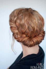 bridesmaid hairstyles friends
