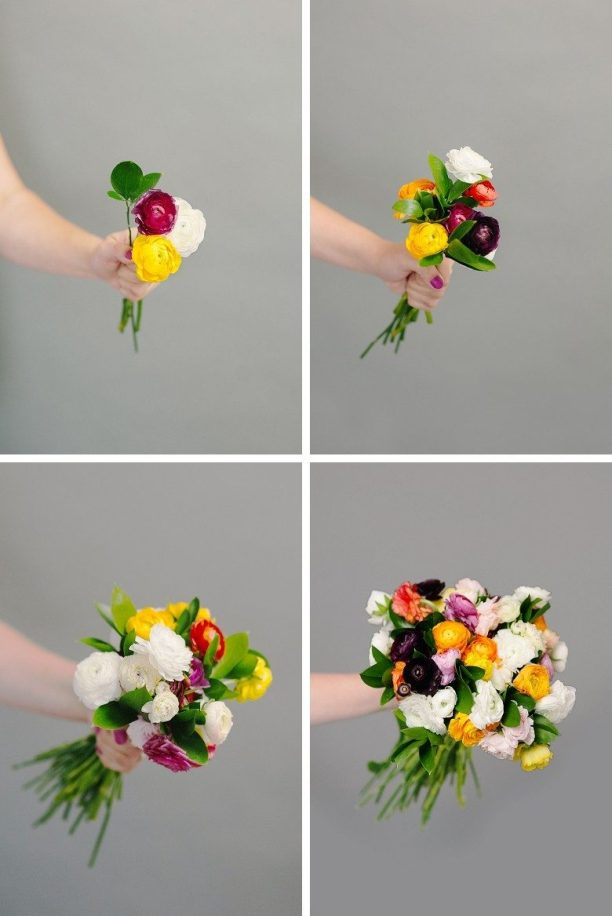 100 Wedding Flower Tutorials for your DIY Wedding Flowers | DIY Blooms