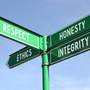 Honnêteté et sincérité